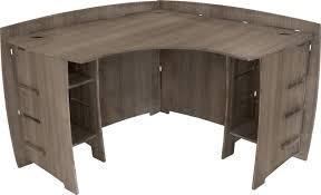 Legare Desk With Hutch by Legare Furniture Driftwood Corner Desk U0026 Reviews Wayfair
