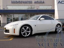 nissan coupe 2006 pre owned 2006 nissan 350z coupe in bridgewater p6532s bill