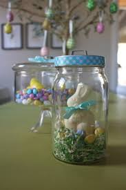 Easter Bunny Decorations Ideas by Vintage Easter Bunny Candy Jar Easter Decor Ideas Diy Crafts For