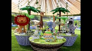 best african themed party decorating ideas youtube