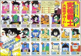 list power levels dragon ball wiki fandom powered wikia