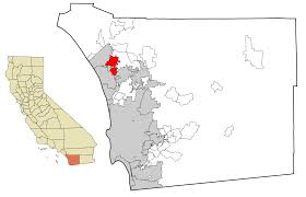 Map Of San Diego California by File San Diego County California Incorporated And Unincorporated