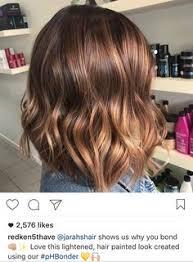 clarifying shoo for coloured hair caramel balayage framesi olaplex my work pinterest