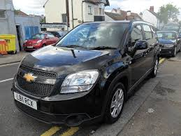 opel orlando used chevrolet orlando people carrier for sale motors co uk