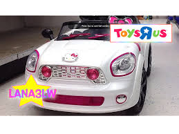 toddler motorized car popular hello kitty car kids ride on power electric toysrus