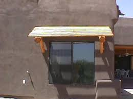 How To Build A Wood Awning Awning Wooden Door Awning Plans Pilotproject Org