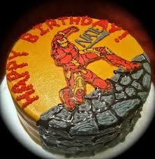 10 best iron man birthday cake ideas images on pinterest man