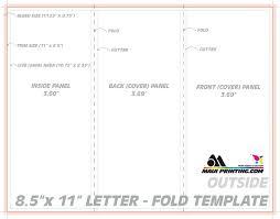 grid layout for 8 5 x 11 tri fold letter gidiye redformapolitica co