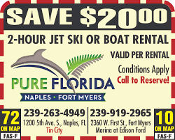 Map Ft Myers Fl Pure Florida Fort Myers Florida Coupons And Deals