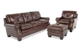 Ottoman Sofa Leather Sofa Chair Ottoman Bob S Discount Furniture