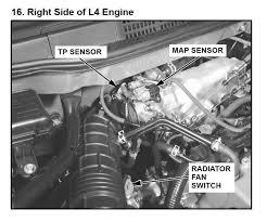 honda accord radiator fluid 1998 honda accord 4cyl coolant reservoir empty with white smoke