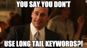 Meme Better - increase blog traffic with long tail keywords seo solutions