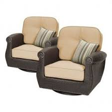 Hton Bay Swivel Patio Chairs Swivel Patio Chairs Foter
