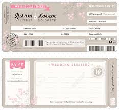 boarding pass invitation template 25 free psd format download