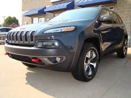 jeep cherokee toy 2017 jeep cherokee trailhawk l plus 24 995 used cars bettendorf