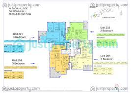 hillside floor plans al badia hillside floor plans justproperty com
