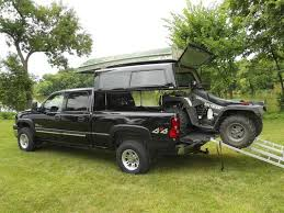 Camper For Truck Bed Ez Lift Lets Truck Bed Cap Rise Convert To Camper
