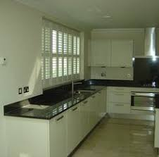 Kitchen Shutter Blinds When You Shop Shutters For Your Kitchen Plantation Shutter Is A