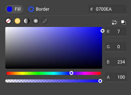 add color to an object google web designer help