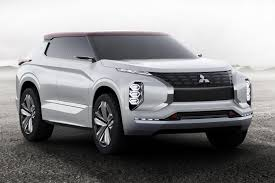 mitsubishi outlander 2016 black triple play mitsubishi gt phev concept revealed at paris 2016 by
