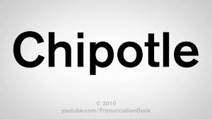 How Do U Pronounce Meme - how to pronounce chipotle youtube
