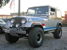 renegade jeep cj7 jeep cj review and photos