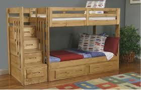 junior loft bed with storage steps u2014 modern storage twin bed