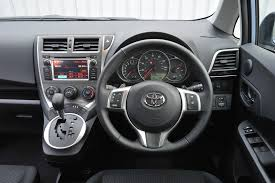 the new toyota verso s small spacious and smart toyota uk