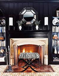Black Paint For Fireplace Interior Black Paint Fireplace Interior 28 Images Family Room