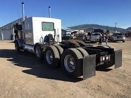 kenworth truck sleepers 2007 kenworth w900 sleeper semi truck for sale missoula mt