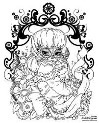 scary halloween mask coloring pages scary halloween