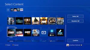 ps4 game invite ps4 system update 4 00 tomorrow includes folders hdr more