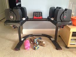 Bowflex 3 1 Bench Thanks To Bowflex Counting Is Obsolete Use These Dumbbells And