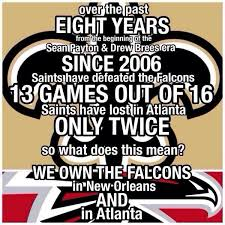 Saints Falcons Memes - 319 best saints images on pinterest new orleans saints football
