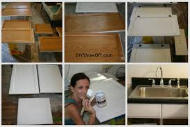 Painting Kitchen Cabinet by Rustoleum Cabinet Transformations Apartment Progress Diy Show