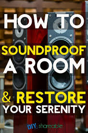 best 25 soundproofing a room ideas on pinterest sound proofing