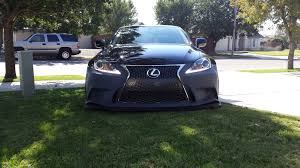 lexus ct200 custom the official 2is u0027s with custom bumper threads clublexus lexus