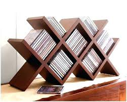 cd storage ideas wooden cd storage tower and reinvented how to turn a wooden tower