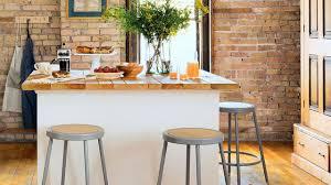 image ilot de cuisine cuisine îlot central plans conseils d aménagement photos