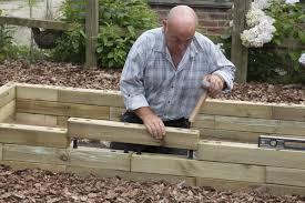 little herb garden 1 5 x 0 75 x 0 25m woodblocx