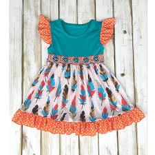aliexpress buy feather dress children