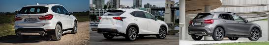 bmw x6 lexus 2016 bmw x1 vs mercedes benz gla vs lexus nx vs acura rdx