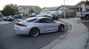 modified mitsubishi eclipse gsx 1997 gsx 5 speed for sale san diego california 92154 youtube