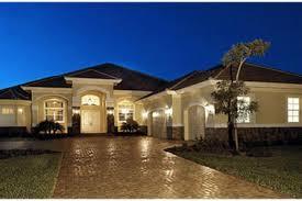 one level luxury house plans 31 luxury mediterranean house plans one florida one
