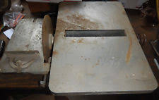 Wood Machinery Auctions Ireland by Vintage Woodworking Machine Ebay