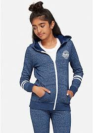 girls u0027 hoodies u0026 sweatshirts sport zip ups justice