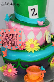 mad hatter birthday cake cakecentral com