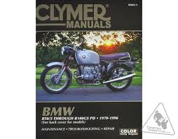 clymer repair manual for select bmw motorcycles including r50 5