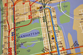 Subway Nyc Map This Awesome Nyc Map Names Subway Stops After Badass Women From