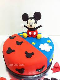 mickey mouse cake happy cake studio